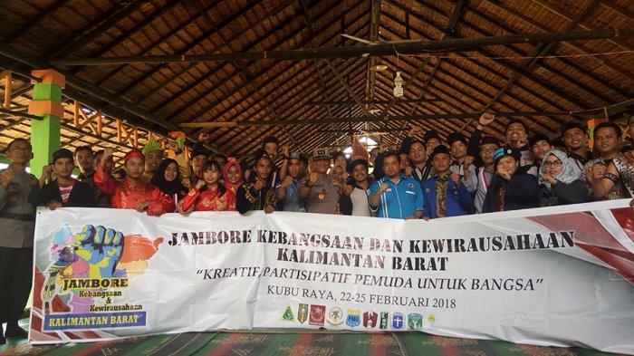 10 OKP Adakan Jambore Kebangsaan dan Kewirausahaan Pertama di Kalbar