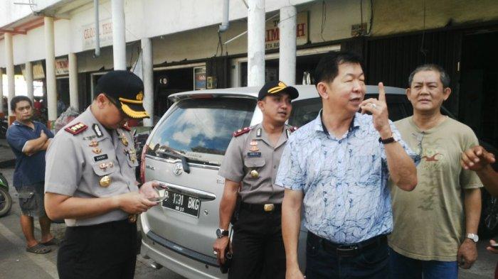 BREAKING NEWS: Versi Polisi, Dua Perampok Toko Emas di Singkawang Gunakan Parang