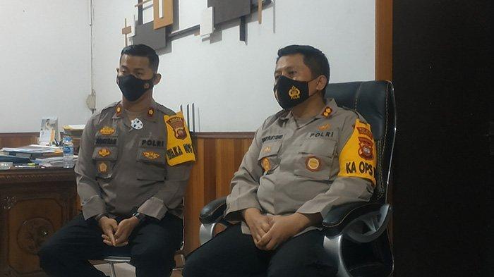 Kapolres Ketapang Komitmen Tindak Tegas Pelaku Pembakaran Lahan