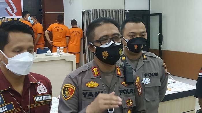 Pasangan Suami Istri di Kabupaten Ketapang Diciduk Polisi Usai Mencuri Sepeda Motor