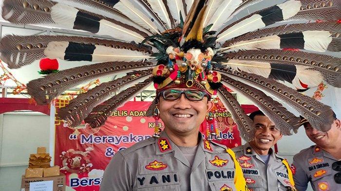 Festival Tatung Cap Go MehKubu Raya, Kapolres Yani Permana: Aman dan Meriah