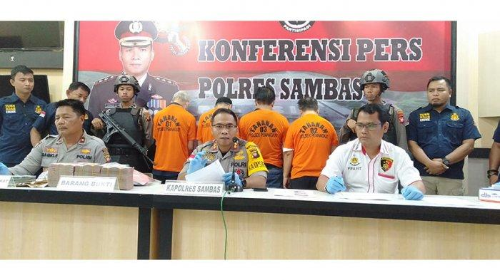 Polres Sambas Jumat Besok Segera Tahan Dua Tersangka Kasus Korupsi