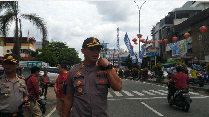 467 Personel Gabungan Amankan Puncak Perayaan Cap Go Meh Pontianak