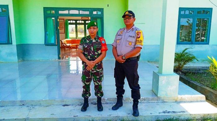 Sinergitas TNI-Polri Siap Tangani Pencegahan Karhutla di Belitang