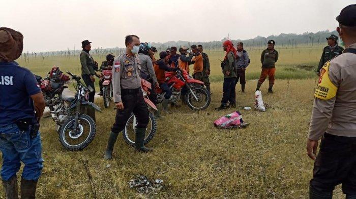 Polisi, TNI, Manggala Agni dan Masyarakat Patroli Cegah Karhutla di Danau Sentarum