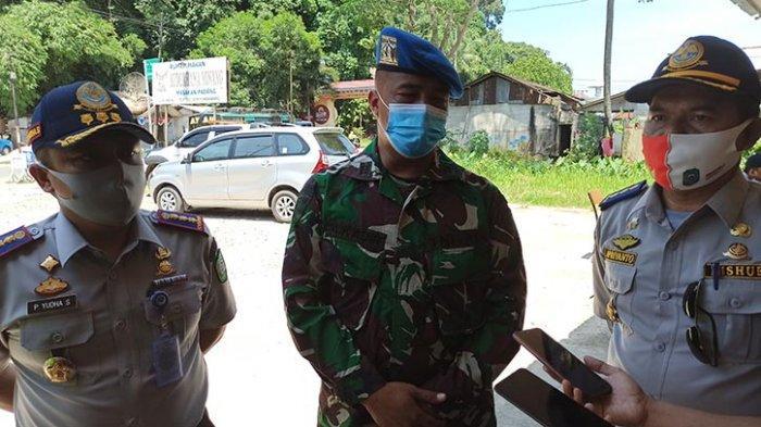 Satu Anggota TNI Terjaring Razia Gabungan di Singkawang, Kadir: Tindak Sesuai Prosedur Yang Berlaku