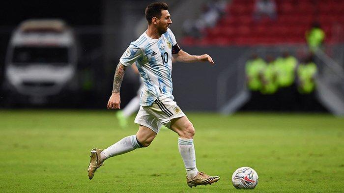 Argentina Lolos Perempat Final Piala Amerika! Update TOP SKOR Copa America, Klasemen Grup A dan B