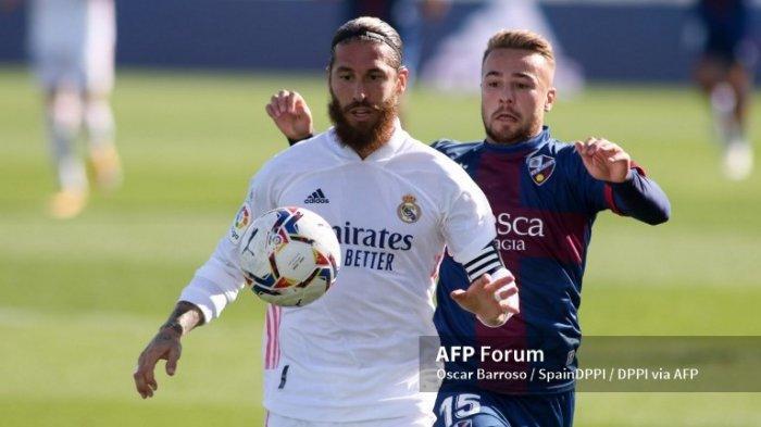 UPDATE SKOR Hasil Huesca vs Real Madrid - Los Blancos Hampir Dihukum karena Kesalahan, Skor 0-0