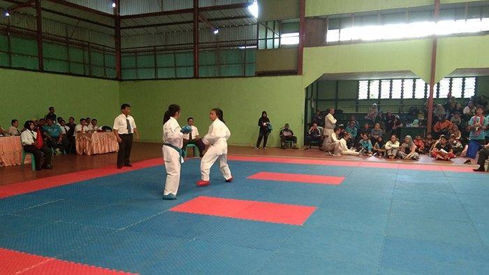 Daftar Peraih Medali Popda Kalbar Cabor Karate