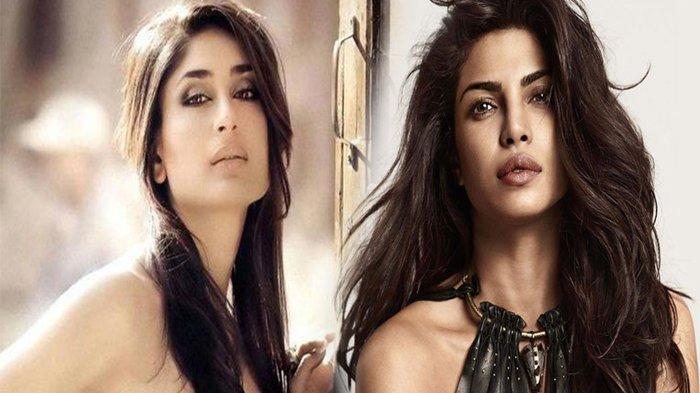 Kareena Kapoor Tuduh Priyanka Chopra Hanya Peduli pada Bintang Hollywood