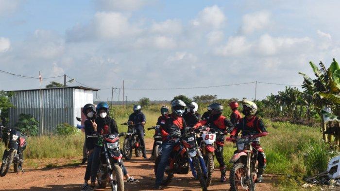 Kapolres Kubu Raya Beserta Personel Laksanakan Patroli Karhutla