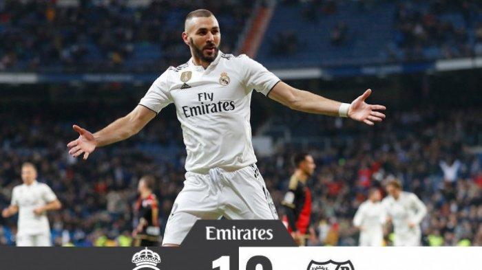 SEDANG LIVE, Link Streaming Real Madrid Vs Cadiz | Live Hasil Real Madrid Vs Cadiz Malam Ini