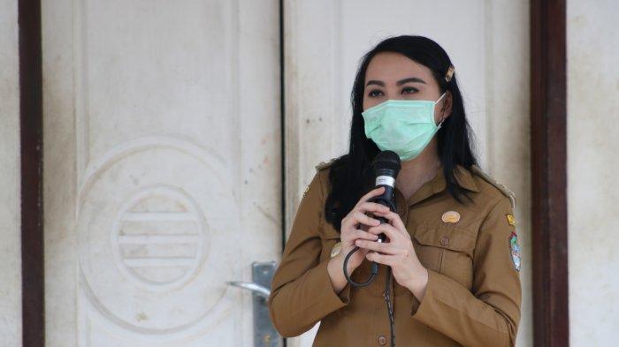 Kasus OTG Covid-19 Melonjak, Bupati Karolin Imbau Warga Tidak Panik dan Patuhi Protokol Kesehatan