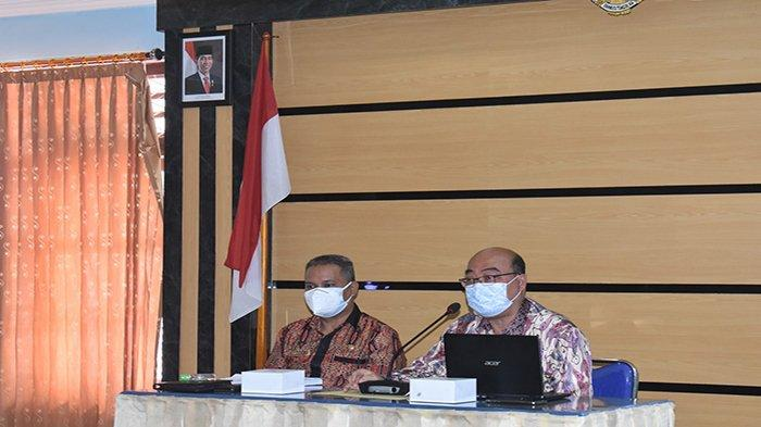 Kartiyus Beberkan Pencapaian Target RAD Pangan dan Gizi di Kabupaten Sintang