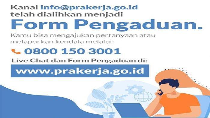 Prakerja Gelombang 12 2021 Kapan? Daftar Hanya di Situs Resmi www.prakerja.go.id, Waspada Penipuan!