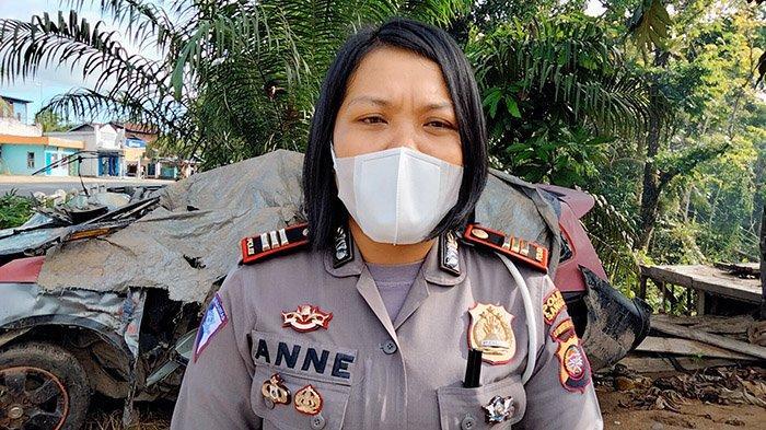 Terkait Laka Lantas di Jalan Raya Semuntai, Ini Imbauan Kasat Lantas Polres Sanggau