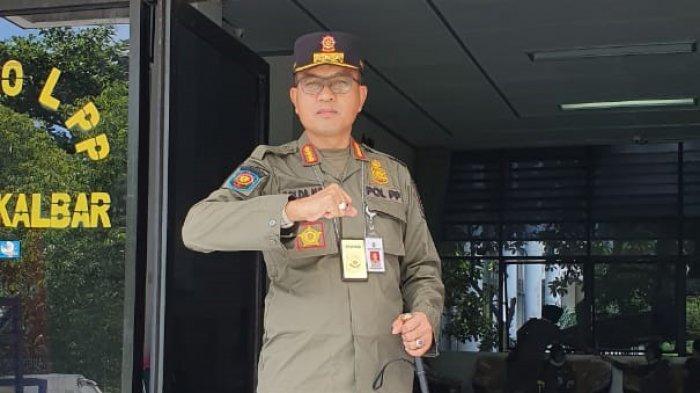 Satpol PP Kalbar Siap Sukseskan Pergub Penerapan Disiplin Protokol Kesehatan Covid-19