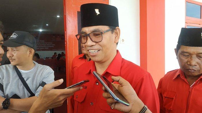 Angkat Bicara Terkait Hadi Mulyono Upas Tersangka, Ini Kata Ketua DPC PDIP Ketapang