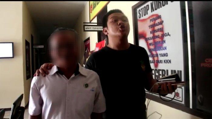 BREAKING NEWS - Oknum Pejabat Kecamatan di Sambas Kena OTT, Diduga Terlibat Pungutan Liar