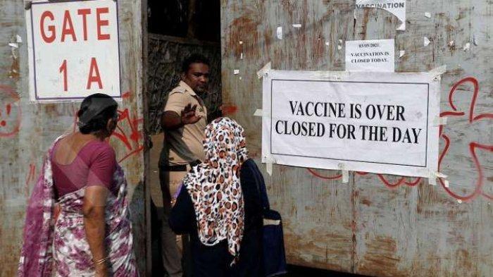 KASUS Covid India 'Meledak', Sehari Bisa Tembus 400 Ribu Kasus Baru | Rumah Sakit Kehabisan Oksigen
