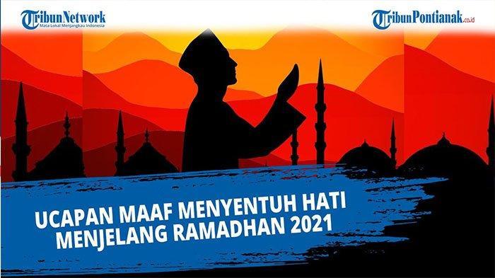 KUMPULAN Gambar Ucapan Ramadhan 2021 Lengkap Pantun dan Quotes Sambut Ramadhan 1442 H