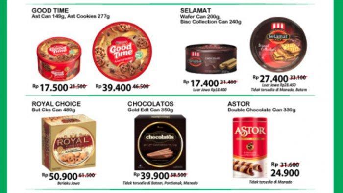 Katalog Promo JSM Alfamart 16 - 18 April 2021.