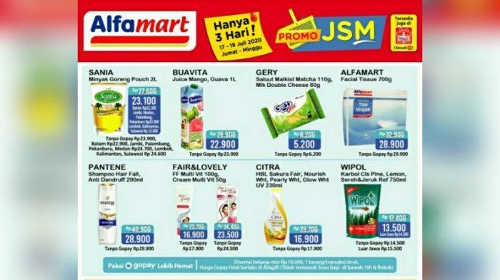 Katalog Promo Jsm Alfamart 17 19 Juli 2020 Diskon Minyak Goreng Sabun Hingga Camilan Hanya 3 Hari Halaman All Tribun Pontianak
