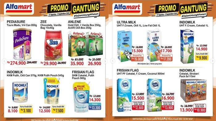 Katalog promo JSM Alfamart 27 Agustus - 2 September 2021.