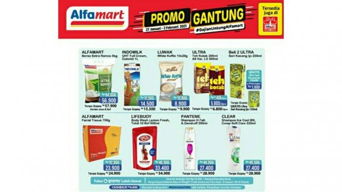Katalog Promo JSM Alfamart 27 Januari - 2 Februari 2021.