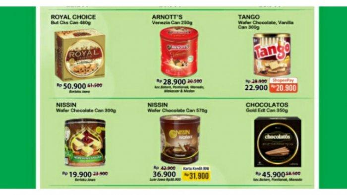Katalog Promo JSM Alfamart 9 -11 April 2021.