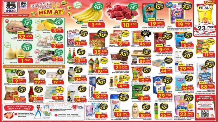 Katalog Promo Jsm Superindo 19 21 Juni 2020 Dan Promo Superindo Super Hemat Mingguan 18 24 Juni 2020 Tribun Pontianak