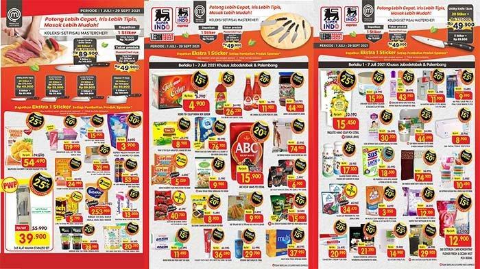 Katalog Promo Superindo Super Hemat 1 - 7 Juli 2021.