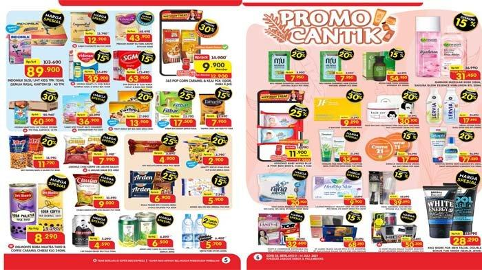 Katalog Promo Superindo Super Hemat 8 - 11 Juli 2021.