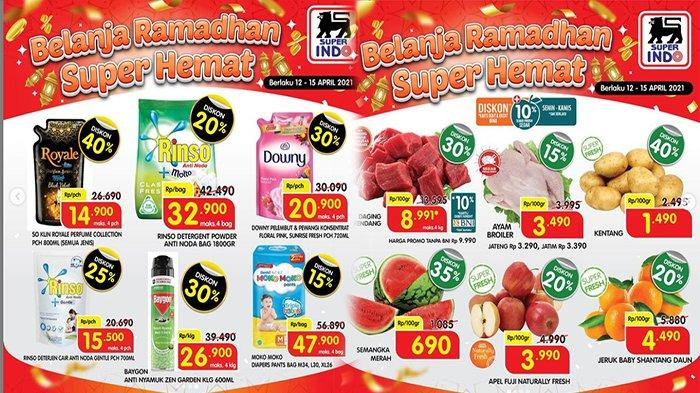 Katalog Promo Superindo Weekday, Promo Minyak Goreng Daging Kurma Sirup Murah, Belanja Lebih Hemat