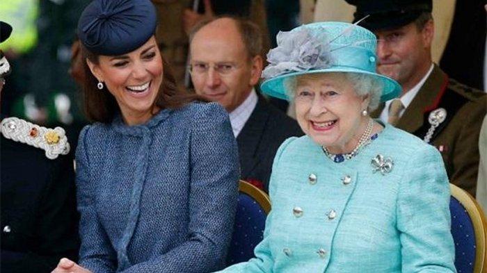 Wah! Ternyata Ratu Elizabeth II Pernah Sebut Kate Middleton 'Putri Termalas', Kenapa Ya?