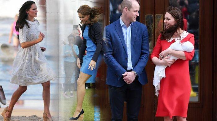 Kemampuan Kate Middleton Bergerak Saat Mengenakan Heels ini Bikin Tertegun, Kamu Bisa?