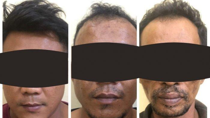 Tiga Pelaku Sindikat Pencurian Sarang Burung Walet Ditangkap Personel Polres Kayong Utara