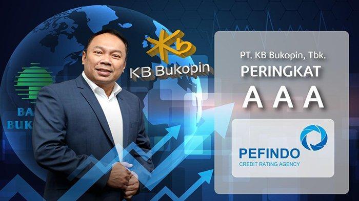 KB Bukopin Menyandang Peringkat Pefindo AAA Berkat Kondisi Stabil dan Terus Membaik