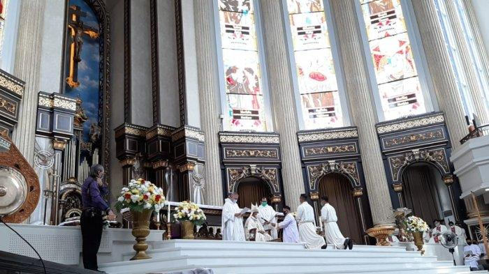 Struktur Hierarki Gereja Katolik dan Tugasnya