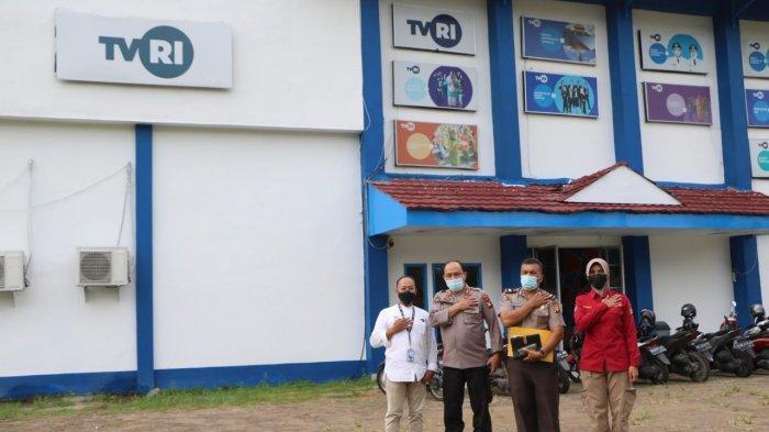 Kunjungi Media, Bidhumas Polda Kalbar Sosialisasikan Polri TV Radio dan Dumas Presisi