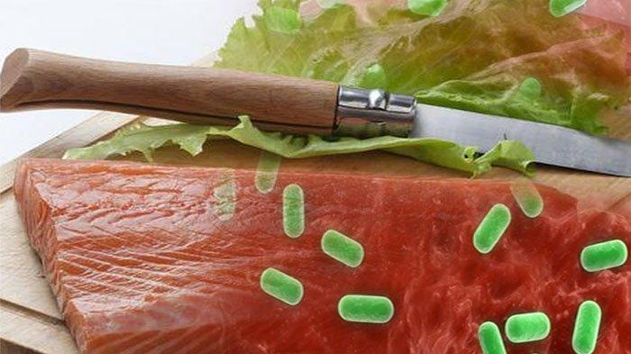 KEAMANAN Mikrobiologi Pangan dan Produknya   1 dari 6 Orang Terinfeksi dalam Setahun
