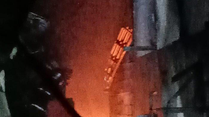 Satu Rumah Terbakar di Gang Wanara Sakti Arang Limbung Kubu Raya, Polisi Beberkan Kronologinya
