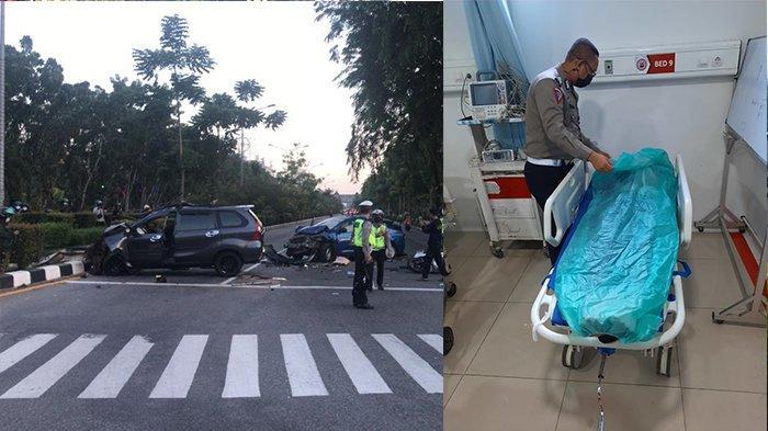 FAKTA BARU Kecelakaan Maut di Bundaran Untan Pontianak, Ada Minuman Beralkohol dalam Mobil