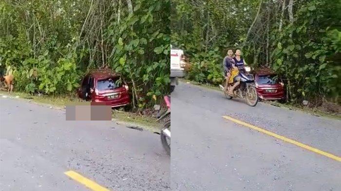 Kecelakaan Maut di Jalan Sintang-Pontianak, Dua Warga Sepauk Kabupaten Sintang Meninggal Dunia