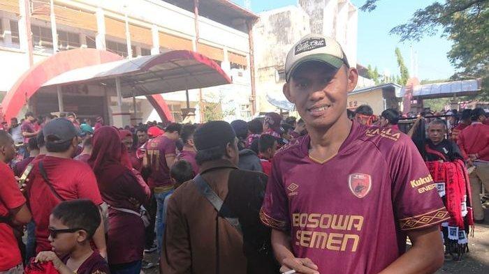 KECEWA DITUNDA, Kisah Suporter PSM yang Tempuh Perjalanan 10 Jam Ingin Nonton Final Piala Indonesia