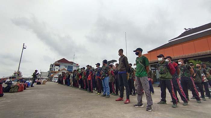 Berkemampuan Militer, Personel Komcad TNI Dilarang Semena-Mena Serta Harus Siap Membantu Masyarakat