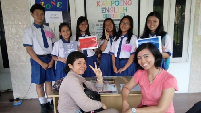 Biaya Kursus Bahasa Inggris Bandung Murah