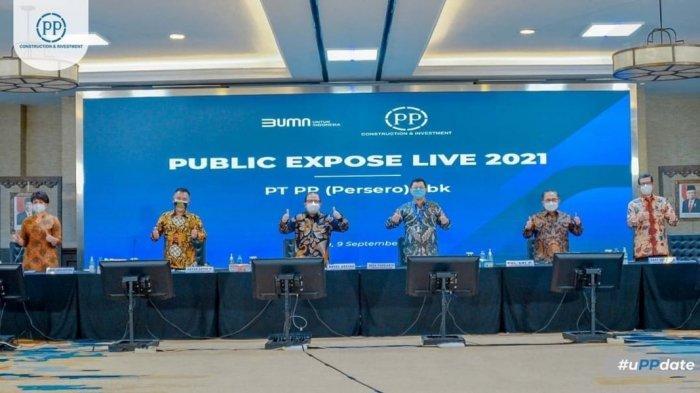 Emiten Konstruksi PTPP Berhasil Genggam Kontrak Baru Sebesar Rp 9,54 Triliun