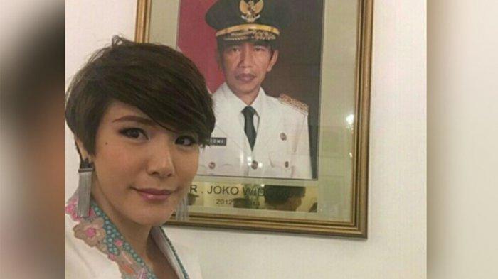 Kehadiran Presiden Jokowi di Tengah Pelayat saat Pemakaman Sang Ayah, Olga Lydia Sebut Kedekatan Ini