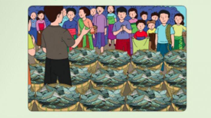 Kehidupan Nelayan Indonesia